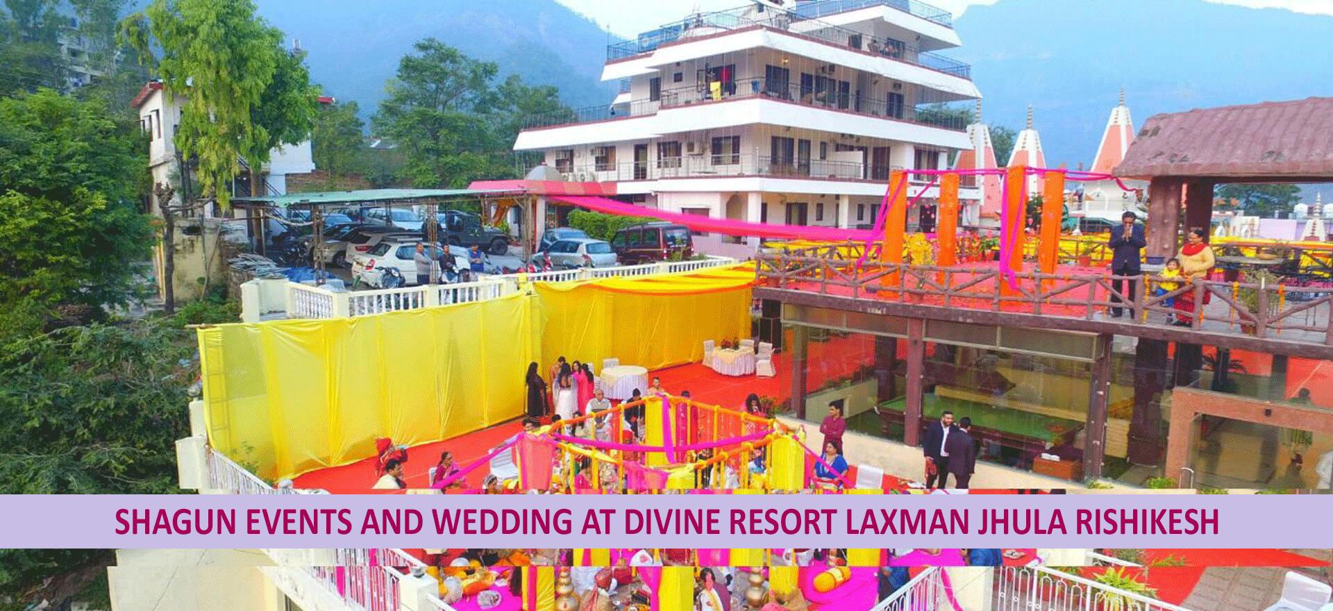 Divine Resort Laxman Jhula Rishikesh